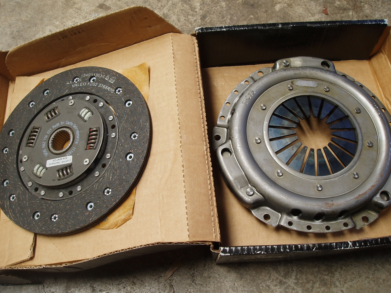 Are Luk Clutches Any Good : Fs new mm clutch and pressure plate for m flywheel